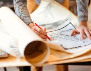 études et conception de travaux