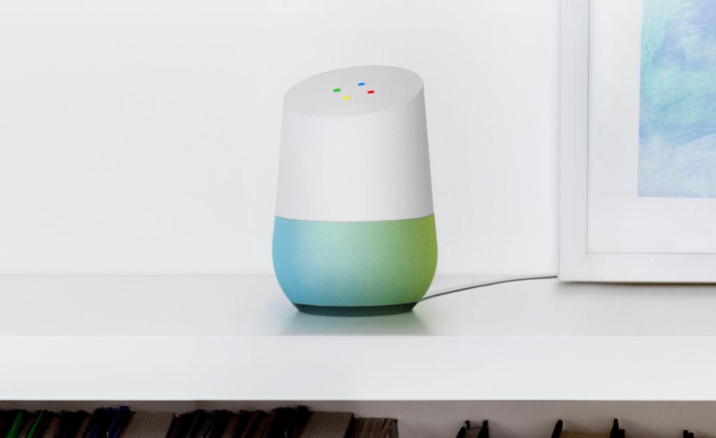 google home un assistant personnel pour toute la maison