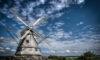 le moulin a vent, l'ancêtre de l'éolienne pour particulier